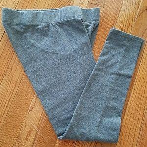Medium gray leggings from Aerie